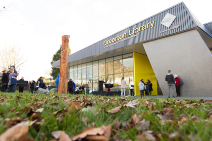 Greerton Library