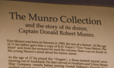 The Munro Collection